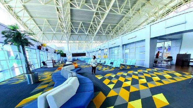 Bandara Kalimarau Berau Sambut Libur Nataru