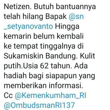 Setya Novanto Dikabarkan Belum Pulang ke Sukamiskin, Kalapas: Hoaks!