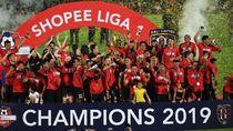 PT LIB: Liga 1 Lebih Mahal Ketimbang Liga Inggris? Gak Betul Itu