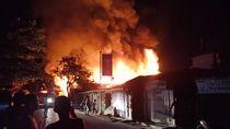 Rumah Kos di Banjarmasin Selatan Terbakar, Dua Orang Tewas