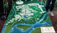 Desain Pemenang Sayembara Ibu Kota Baru.