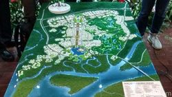 Soal Ibu Kota Baru, Bappenas: Kita Sedang Menimbang-nimbang untuk Lanjut