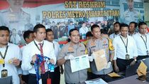 Fintech Ilegal di Jakut Dibongkar Polisi, Bos-Debt Collector Ditangkap