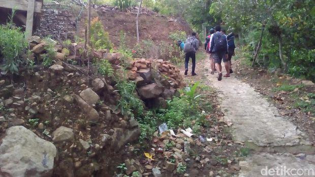 Liburan Akhir Tahun, Gunung Muria Mulai Dipenuhi Pendaki
