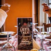 Resto Ini Beri Diskon Kalau Kamu Makan Tanpa Ponsel
