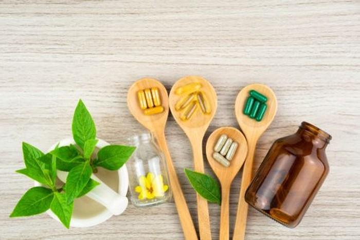 Ilustrasi Obat Herbal