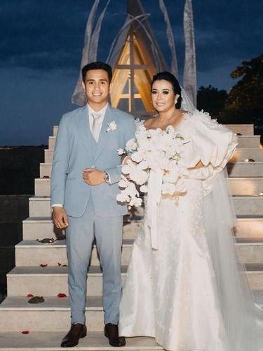 7 Inspirasi Gaun Pengantin dari Aktris yang Menikah di 2019