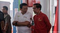 2 Momen Berdua Jokowi-Ahok Terselang 2 Hari