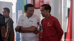 Akankah Jokowi Jadikan Ahok Menteri?
