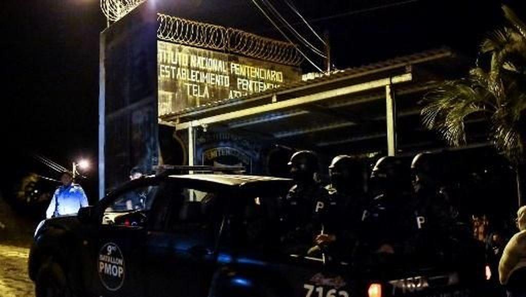 Rusuh di Penjara Honduras, 18 Orang Tewas