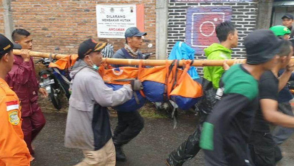 Sempat Hilang, Seorang Pendaki Gunung Sumbing Ditemukan Tewas