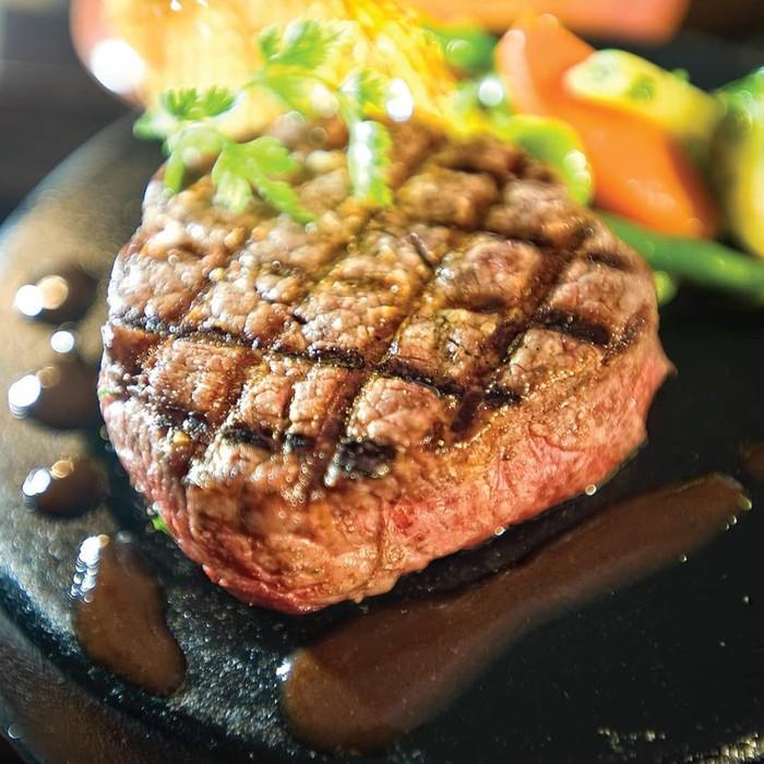 Steak bintang 5