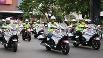 Naik Moge, Ganjar dan Kapolda Jateng Pantau Kesiapan Natal di Semarang