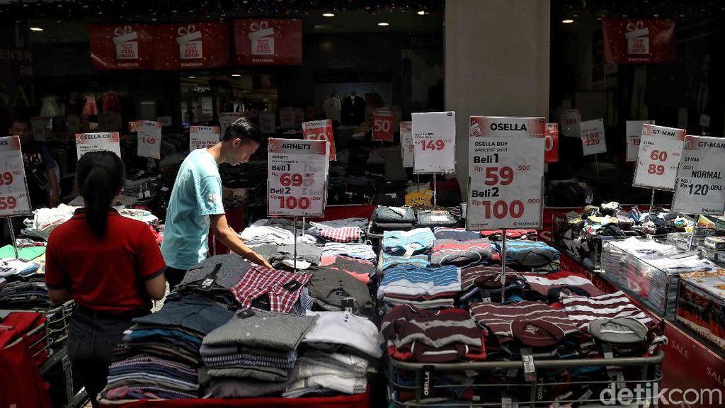 Pengusaha Mal Respons Jokowi: Sudah Banyak Produk Lokal di Lokasi Strategis