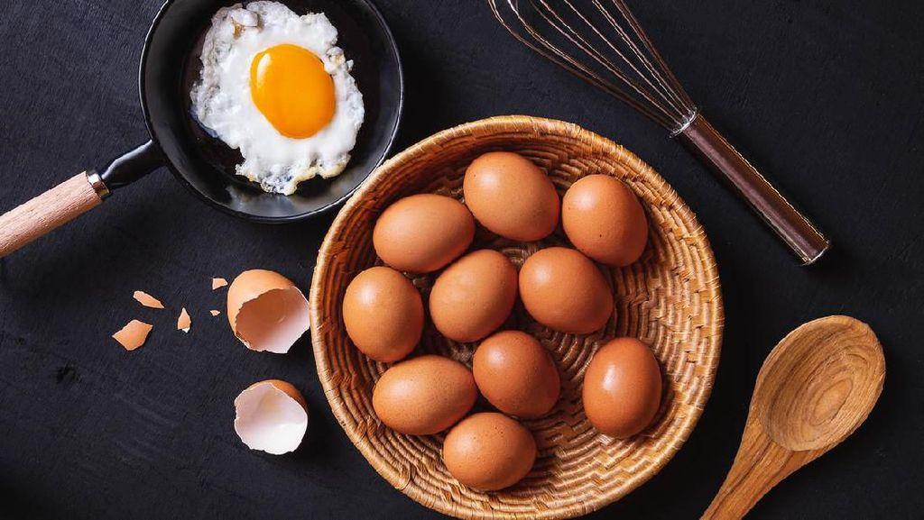 Riset Tegaskan Telur Tak Meningkatkan Risiko Sakit Jantung