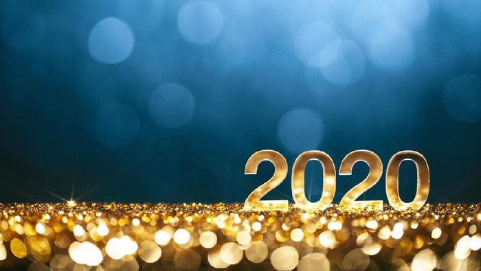 Ucapan Tahun Baru 2020 Terkini Ada Juga Dalam Bahasa Inggris