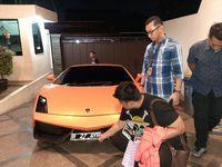 Pengusaha Properti 'Koboi Jalanan Ber-Lamborghini' Berakhir di Tahanan