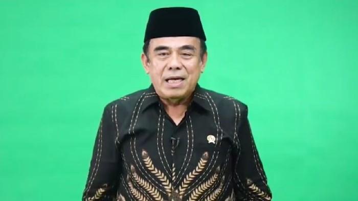 Menteri Agama Fachrul Razi (Dok Kemenag)