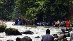 Tragedi Bus Sriwijaya Masuk Jurang 75 Meter yang Tewaskan 26 Orang