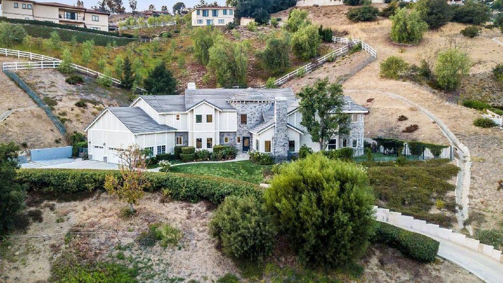 Shaquille ONeal Jual Rumahnya di LA Rp 35 M, Intip Jeroannya!