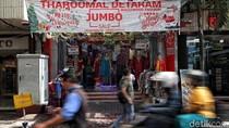 Asyiknya Berburu Diskon Akhir Tahun di Pasar Baru