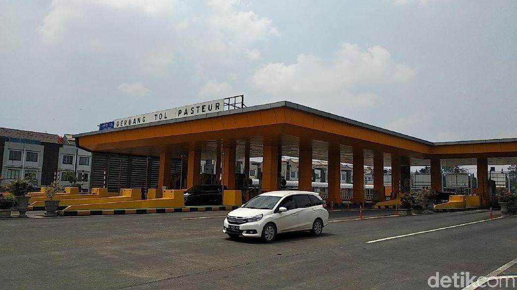 Libur Cuti Bersama, 5 Ribu Kendaraan Sudah Masuk Bandung Via Tol