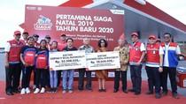 Nataru, Pertamina Bantu Renovasi Gereja di Sekitar Tol Trans Jawa
