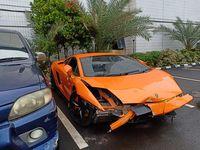 Lamborghini si Koboi Jalanan