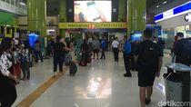 Libur Natal, 331.837 Pemudik Pakai Kereta dari Stasiun Gambir-Senen