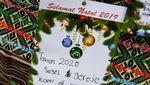 Melihat Ibadah Natal di Seberang Istana