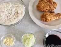 Yuk, Bikin Sarapan 'KFC Japanese Rice' yang Lagi Viral!