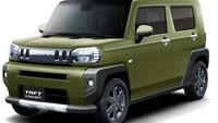 Daihatsu Taft Lawan Pantas Suzuki Jimny