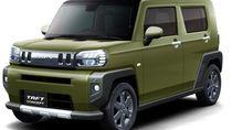 Daihatsu Belum Berencana Boyong Taft ke Indonesia