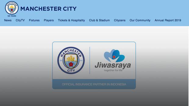 Skandal Jiwasraya: Manchester City hingga Jual Saham Jeblok