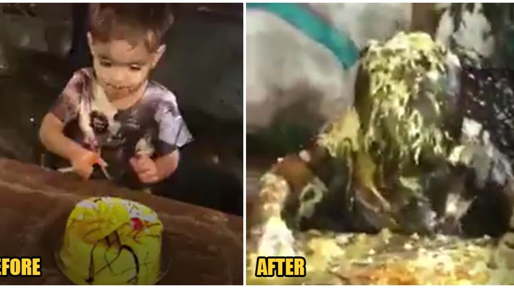 Bocah Kecil Diguyur Telur Mentah Saat Ultah, Keluarganya Dikecam Netizen