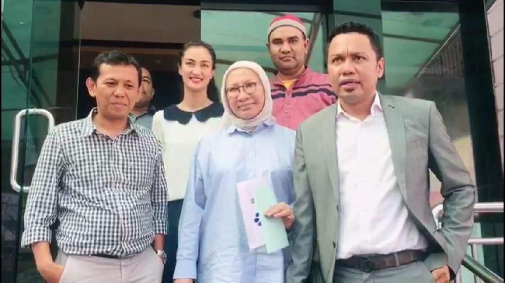 Wajah Semringah Ratna Sarumpaet saat Bebas dari Penjara