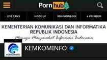 Terpopuler Pekan Ini: Kemunculan Akun Kemkominfo di Situs Porno