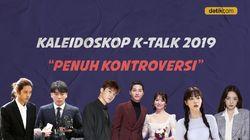 K-Talk Spesial Kaleidoskop: Tahun Terburuk Dunia Hiburan Korea Selatan