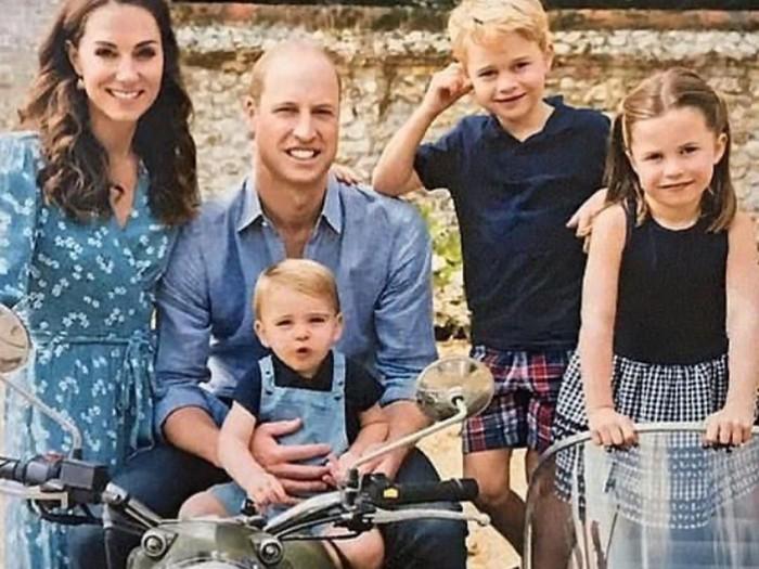 Pangeran William dan Anak-anaknya