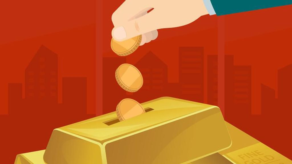 Menimbang Peluang Emas Gantikan Dolar AS