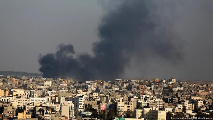 Tewaskan Warga Sipil, Militer Israel Akui Salah Lakukan Serangan Bom di Gaza