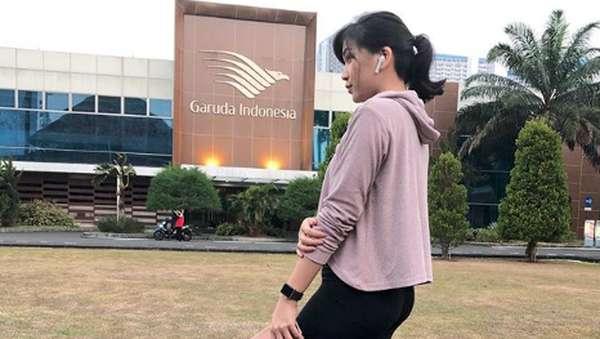 Ini Cyndyana Lorens, Adik Kriss Hatta yang Terseret Skandal Garuda