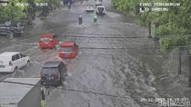 Hujan Deras, 12 Titik di Kota Bandung Terendam Banjir