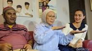 Senangnya Atiqah Hasiholan, Ratna Sarumpaet Akhirnya Bebas