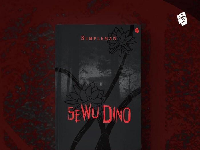 Buku Horor Terbaru Simpleman Sewu Dino