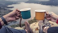 Rutin Minum Kopi Bisa Cegah Berat Badan Naik Selama Liburan