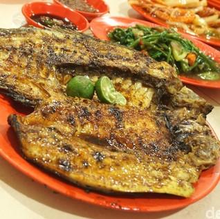 5 Tips Ikan Bakar Tidak Anyir, Cocok Buat Malam Tahun Baru