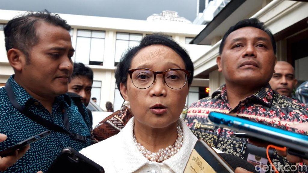 2 Lembaga Fungsi Kemlu Dibubarkan Jokowi, Menlu Ungkap Alasannya