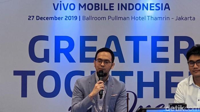 Vivo Nomor 2 di Indonesia, Dulu Dikira Jual Powerbank (Adi Fida Rahman/detikcom)