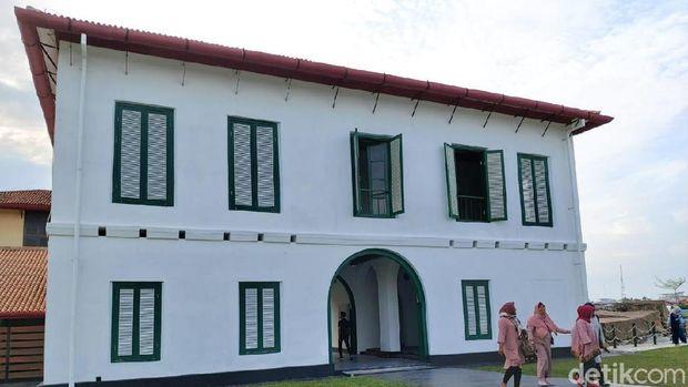 Bekas Penjara Belanda di Siak Ini, Usianya Sudah 159 Tahun